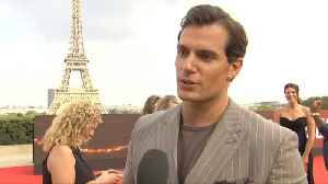 Henry Cavill Felt Like He Was At School For 'Mission: Impossible - Fallout' [Video]