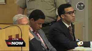 Kellen Winslow Jr. released on bail [Video]