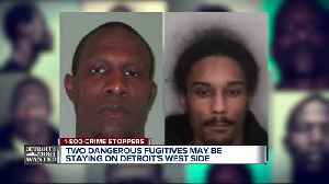 Detroit's Most Wanted: Antonio Davis and Travis Nelson [Video]