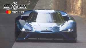NIO EP9 leaves FOS in the dust [Video]
