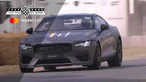 Polestar 1 debuts at FOS [Video]