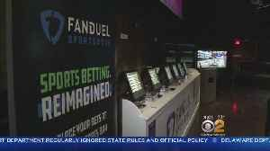Sports Betting Headed To Meadowlands Racetrack [Video]