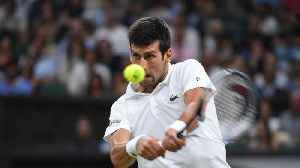 News video: Djokovic Edges Nadal To Reach Wimbledon Men's Final