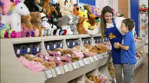Build-A-Bear Is Going To Have A Pay-Your-Age Day [Video]