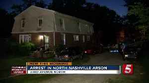 Man Arrested For Setting His Apartment On Fire [Video]