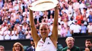 Wimbledon Day 12 highlights - Kerber wins women's singles [Video]