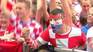 Croatians beaten but fans proud of their World Cup heroes [Video]