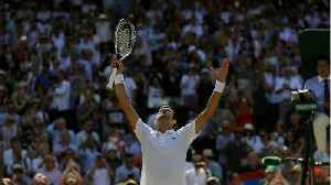 Novak Djokovic Wins 4th Wimbledon Title [Video]