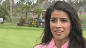 Women turn to golf for better networking [Video]