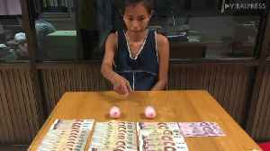 Thai Woman Caught Carrying Drugs To Full Moon Party [Video]
