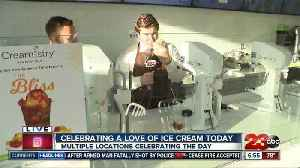 National Ice Cream Day comes to Bakersfield [Video]