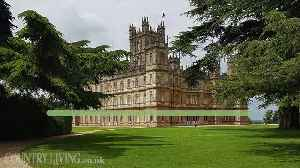 A tour of Highclere Castle's private Rose Garden [Video]