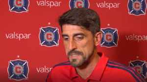 Paunovic on the Fire's loss in Dallas: 'a game to forget' [Video]