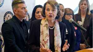 California Democrats Don't Endorse Dianne Feinstein After 24 Years In Senate [Video]