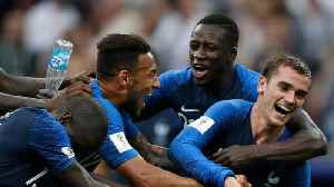 France Wins The FIFA World Cup [Video]