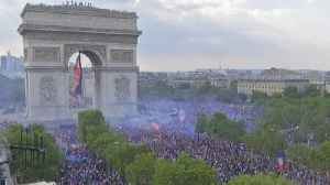 France Beats Croatia in World Cup as Pussy Riot Takes Credit for Protesters Storming the Field [Video]