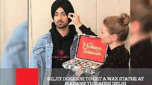 Diljit Dosanjh To Get A Wax Statue At Madame Tussauds Delhi [Video]