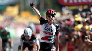 Ireland's Dan Martin wins Tour stage six [Video]