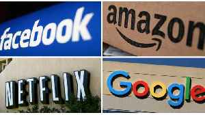 FANG Stocks Lead Market Recovery [Video]