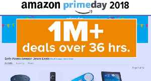 Amazon Prime Day becomes a 36-hour event [Video]