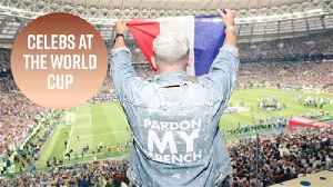 DJ Snake has epic party with the winning French team [Video]