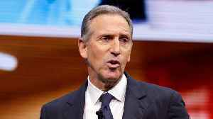 Howard Schultz's Potential 2020 Run Making Starbucks Nervous [Video]