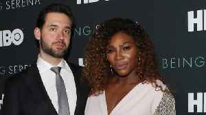 Alexis Ohanian Writes Encouraging Words To Wife Serena Williams After Wimbledon Loss [Video]
