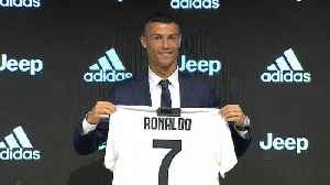 Juventus move 'not a difficult decision' for Ronaldo [Video]