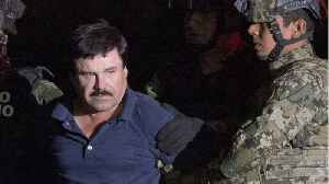 Judge Delays El Chapo's Trial By Two months [Video]