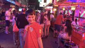 England Fans On Soi Cowboy [Video]