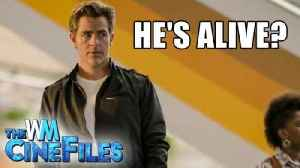 Chris Pine's WONDER WOMAN Character to Come Back from the DEAD? – The CineFiles Ep. 76 [Video]