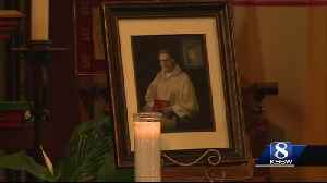 Thousands of people expected to pay their respects to Bishop Richard Garcia this week [Video]
