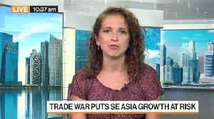 Southeast Asia's Growth Prospects Are Trade War's Next Casualties [Video]