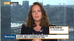 Banks Funding Trade Face Squeeze From U.S.-China Spat [Video]