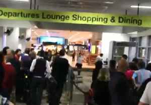 Cairns Airport Evacuated After Possible Security Breach [Video]