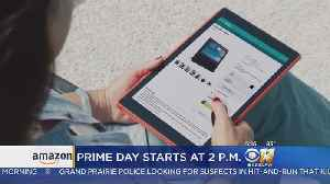 Prime Time: A Day Of Deals At Amazon, And At Its Rivals [Video]
