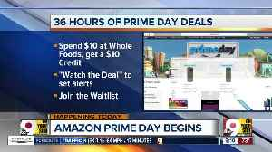 Amazon Prime Day deals start today [Video]