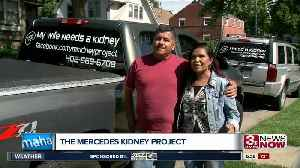 Mercedes Kidney Project [Video]