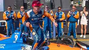 Dixon says he won Toronto Indy because of Newgarden's 'bad luck' [Video]