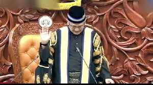 Malaysia: New government sworn in after 61-year party rule [Video]