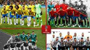 Relive the Teams That Failed in Russia 2018 [Video]