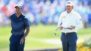 Tigers Woods vs. Phil Mickelson: Would Match Be Golf's Biggest Event? [Video]