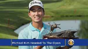 This Week In Golf: Michael Kim Laps The Field At John Deere Classic [Video]