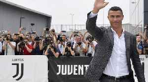 Cristiano Ronaldo Introduced at Juventus Following Real Madrid Transfer [Video]