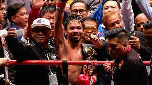 Should Manny Pacquiao Walk Away From Boxing Despite Knockout Win? [Video]