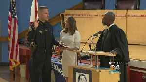 Miami-Dade Schools Swears In First Hispanic Police Chief [Video]