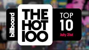 News video: Early Release! Billboard Hot 100 Top 10 July 21st 2018 Countdown | Official