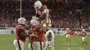 Four Hurricanes in running for major college football awards [Video]