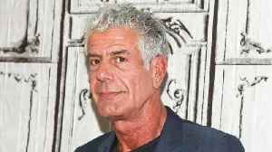 Bourdain Shares Happiest Moments [Video]