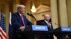 Trump, Putin Deny Russian Meddling in the 2016 Election. [Video]
